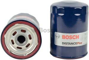 Distance Plus Oil Filter Fits 1989 1989 Pontiac Firebird Bosch