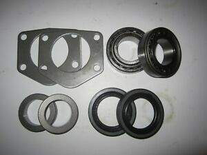 2 Sets Spicer Jeep Cherokee Xj Mj 86 93 Dana 44 Axle Bearing And Seal Kit