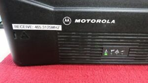 Motorola Mtr2000 Uhf T5766a 435 470 Mhz 100w Great For Ham Radio