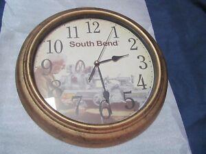 Southbend Lathe Clock Southbend 9 New In Box Great Gift