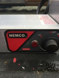 Nemco Heat Lamp 24 2 Lamps