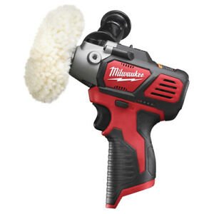 Milwaukee M12BPS-0 12V Li-ion Cordless Spot Polisher  Detail Sander