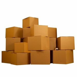 Uboxes Moving Boxes Value Economy Kit 2 Qty 30 Boxes Moving Supplies