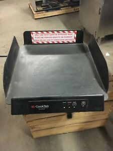 Cook Tek Pizza Thermal Delivery System Induction Warmer For 16 Box Hot Pizza