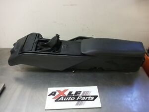 1985 92 Firebird Trans Am Manual Center Console Original Oem