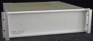 Pts Programmed Test Sources Model 250 r7n2x 41 Frequency Synthesizer 1 250mhz