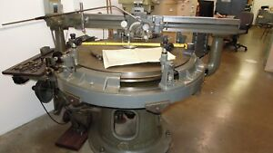 Sip Circular Dividing Machine Rare
