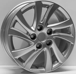 New 16 X 6 5 Replacement Wheel For Mazda 5 2012 2016 Rim 64648