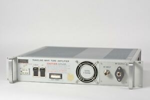 As Is Hughes 1277h03f000 Traveling Wave Tube Amplifier
