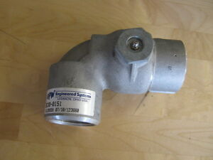 Opw Engineered Systems Model 3630 0151 1 1 2 Swivel Elbow For Hose Reel