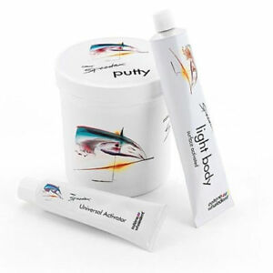 Coltene Speedex Impression Putty Set putty activator light Body