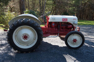 1949 Ford 8n Tractor Completely Restored