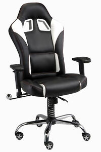 Pitstop Furniture Intro tech automotive Se Office Chair In1100b