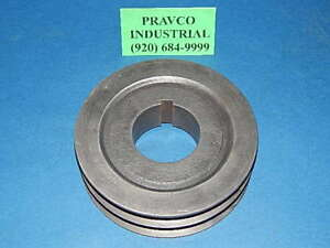 Browning 2tc70 Pulley Sheave Double Groove 7 3 8 7 375 Outer Diameter