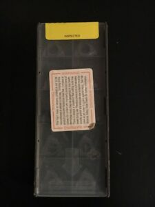 Iscar Inserts 16er 14 Unj Ic 908 10 In Package