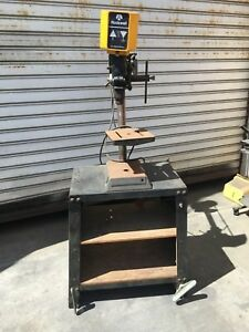 Rockwell 32 Radial Drill Press made In Usa