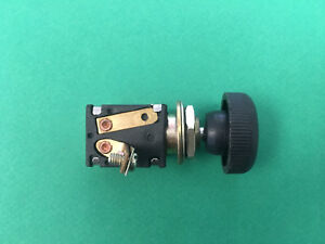 John Deere A Ar B Br D G Tractor Push Pull Magneto Kill Ignition Switch