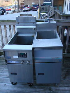 Pitco Perfect Pasta Cooker Commercial Restaurant Se14d f Natural Gas Sspg14