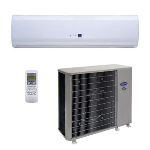 Carrier 32 000 Btu 14 Seer Single Zone Cooling System wall Mount