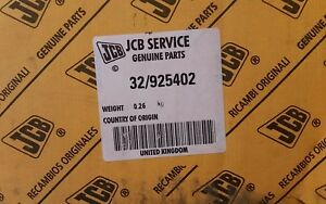 Jcb Service Genuine 32 925402 Filter