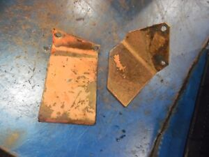 1950 Allis Chalmers Wd Farm Tractor Foot Rest Plates