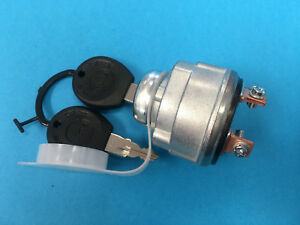 Ford Compact Tractor Ignition Key Switch 1000 1100 1110 1200 1210 Sba385200331