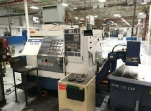 offer Mori Seiki Cl 25 Cnc Turning Center Lathe Cl25