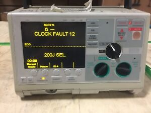 Zoll m Series Cardiac Care Patient Monitor Ecg Display