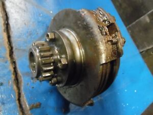 1950 Allis Chalmers Wd Farm Tractor Live Power Clutch 2 Disc
