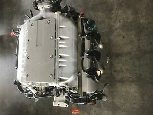 Honda Accord J30a V6 3 Exhaust Port Jdm Low Miles Engine For 2000 2002