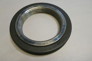3 1 2 8 Npt Pipe Thread Ring Gage