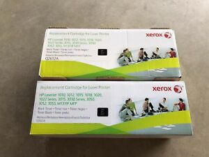 2 X New Xerox 6r1414 Black Replacement Ink Cartridge