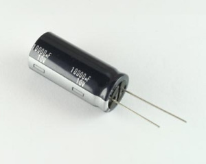 50pcs Panasonic Capacitor Al Cap 10000uf 10v 10000mf 105 c replacing For 6 3v