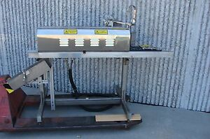 Automated Packaging Systems Side Pouch Band Sealer Sprint Sealer