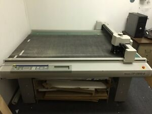 Mimaki Cf09212 2 Flatbed Cutter drawing Plotter sample Maker