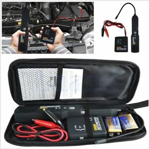 Automotive Cable Wire Short And Open Finder Car Repair Tool Tester Tracer 2018 S