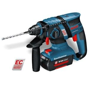 bosch cordless Rotary Hammer With Sds plus Compact Professional Only Body 36v