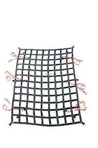 4 Pack Cargo Net 72 X 96 W D Rings For Pickup Truck