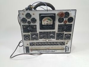 Precision Apparatus Company Series 910 Dynamic Electronmeter Tube Tester Parts