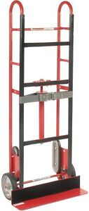2 Wheel Professional Appliance Steel Hand Truck Dolly 750 Lb Capacity