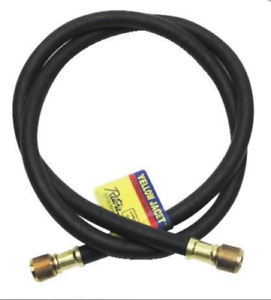 Heavy duty Vacuum charging Hose With Standard Fittings Yellow Jacket 15660 Usa