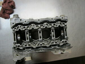 Bkl37 Bare Engine Block 2014 Ford Fiesta 1 6 757g6015fa