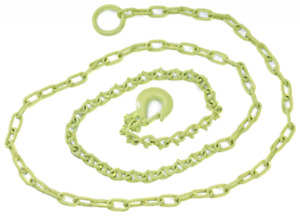 Timber Tuff Tmw 20 12 foot Log Grabber Chain Green