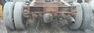 99 00 01 02 03 F450 Complete Rear End Axle 4 88 7 3 Power Stroke Ford Truck