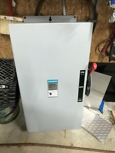 200amp 3phase Double Throw Saftey Switch