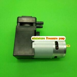 1pcs Dc12v 24v Vacuum Pump Aspiration Diaphragm Pump Electric Cupping Machine
