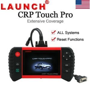 Us Ship Launch Crp Touch Pro Obd2 Diagnostic Scanner Abs Airbag Srs Sas Dpf Epb