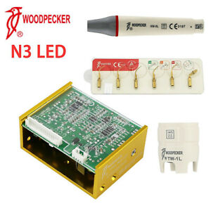Woodpecker Uds n3 Led Built In Ultrasonic Piezo Scaler For Dental Unit With Led