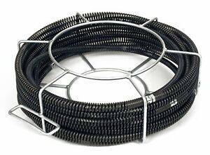 Steel Dragon Tools 62270 C 8 Drain Cleaner Snake Cable 5 8 x 66 Fits Ridgid K 50