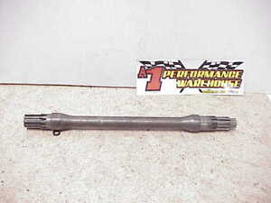 Quick Change 19 5 8 Rear End Lower Shaft With 10 Spline Woo Ump Late Model Jr5